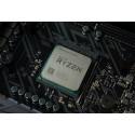 «Скальпирование» APU Ryzen 5 2400G помогло снизить температуру