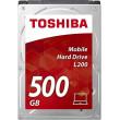 Жесткий диск 500Gb SATA-II Toshiba L200 (HDWJ105UZSVA)