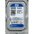 Жесткий диск 500Gb SATA-III Western Digital Blue (WD5000AZLX)