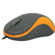 Мышь Defender Accura MS-970 Grey/Orange (52971)